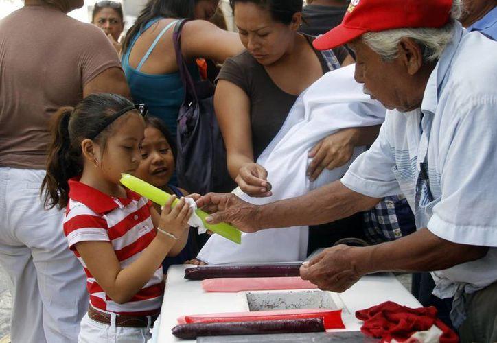Pese a las lluvias, las altas temperaturas impactaran a estados de la región sureste como Veracruz, Chiapas, Tabasco, Campeche, Yucatán y Quintana Roo. (SIPSE)