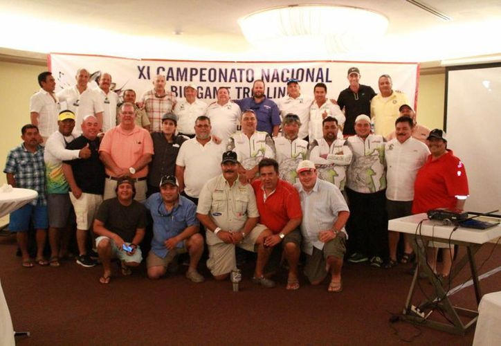 Capitanes, tripulación e invitados especiales participarán en el evento. (Raúl Caballero/SIPSE)