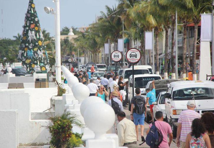 Cozumel recibió 120 recomendaciones para alcanzar la categoría de destino inteligente. (Gustavo Villegas/SIPSE)