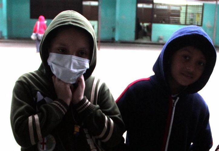 El evento de norte provocado por el frente frío No. 25 es de corta duración, por lo que los yucatecos ya no sentirán tanto frío. (SIPSE)