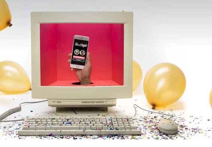 Tinder, a través de su blog anunció la llegada de la aplicación a cualquier navegador. (blog.gotinder.com).