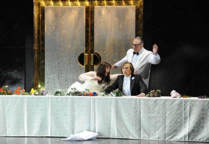 """En el bicentenario del natalicio de Verdi, """"Las vísperas"""" está recibiendo una renovada atención, con actuaciones Alemania y Nueva York; además de Londres a fines de año. (Agencias)"""