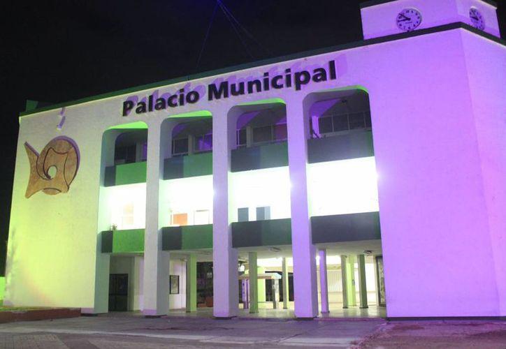 Esperan que la documentación extraviada no afecte el avance de algunos trámites del municipio. (Harold Alcocer/SIPSE)