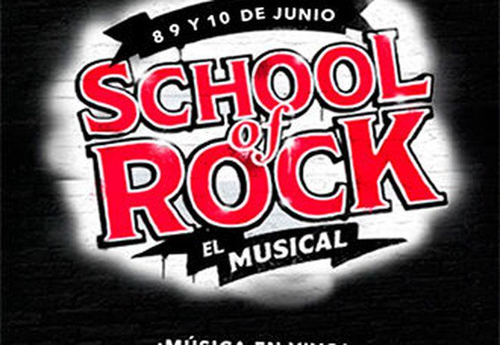 Este musical se presentará el segundo fin de semana de junio. (TusBoletos.mx)