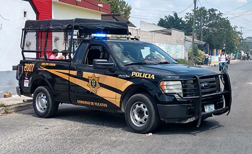 El sujeto fue detenido por elementos de la Secretaría de Seguridad Pública. (Foto de contexto)
