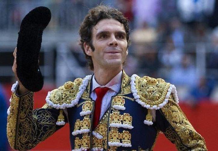 José Tomás se presentará el próximo domingo 31 de enero en la Monumental Plaza Grande de México. (Imagen tomada de muchotoro.com)