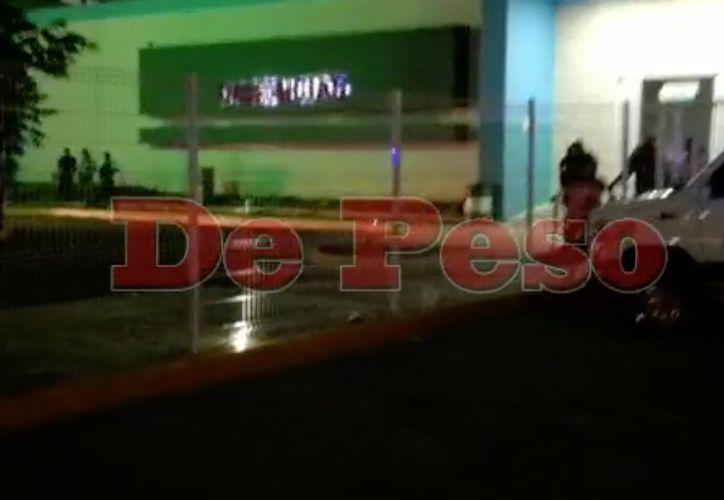 Se registraron amenazas de atacar al Hospital General de Cancún. (Redacción/SIPSE)