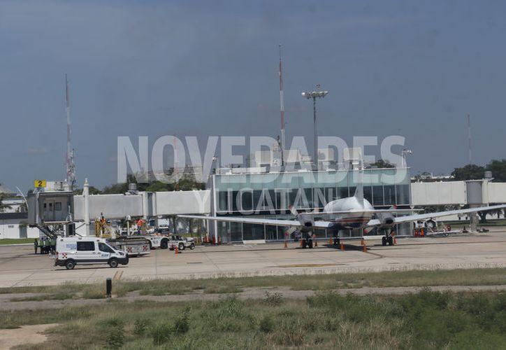 Será el Gobierno Federal el que determine, en su caso, en dónde se realizará el nuevo aeropuerto. (José Acosta/Novedades Yucatán)