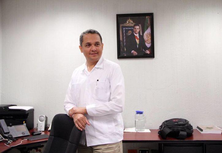 José Felipe Rojas Cruz afirmó que se hace promoción y difusión sobre las alternativas para ejercer el crédito Infonavit. (Milenio Novedades)