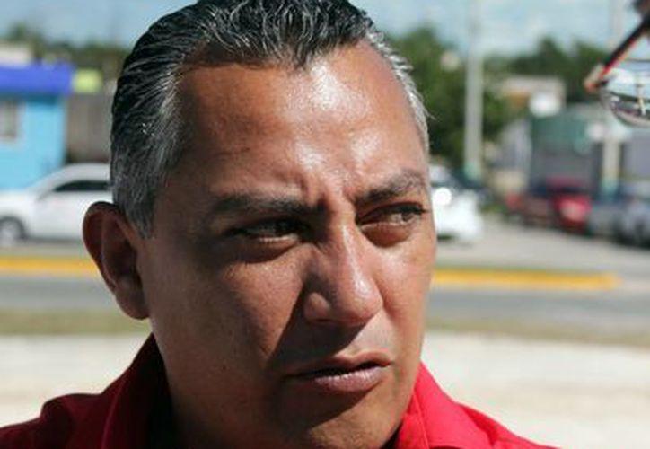Carlos Mario Villanueva Tenorio, criticó a los miembros del Cabildo que en su oportunidad reclamaban ser tomados en cuenta y ahora que se les incluye se vuelcan en contra de él. (Archivo/SIPSE)