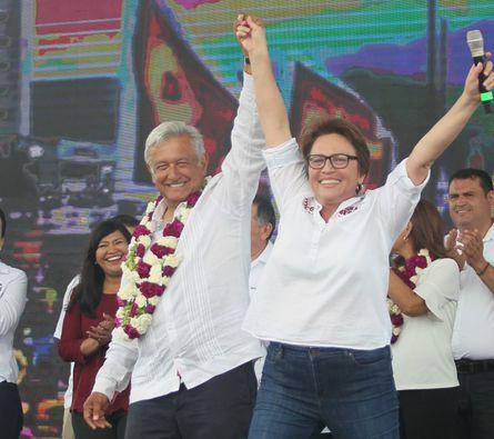 Con el respaldo ciudadano, Laura Beristain ganará en Solidaridad