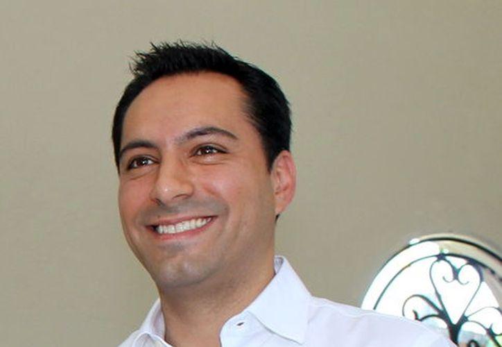 Mauricio Vila ve una inmejorable oportunidad para que el PAN recupere la gubernatura. (Foto: SIPSE)