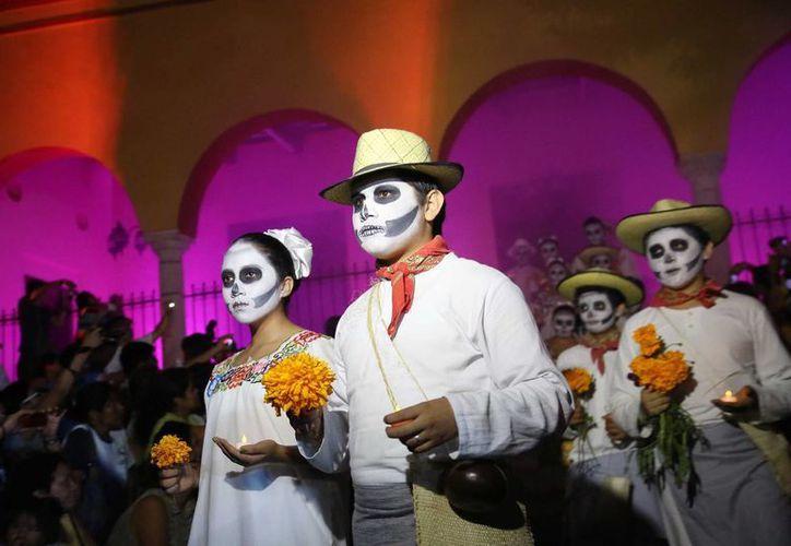 Las ánimas pasearán por calles de Mérida este viernes por la tarde-noche, del Arco de San Juan al Cementerio General. (SIPSE)