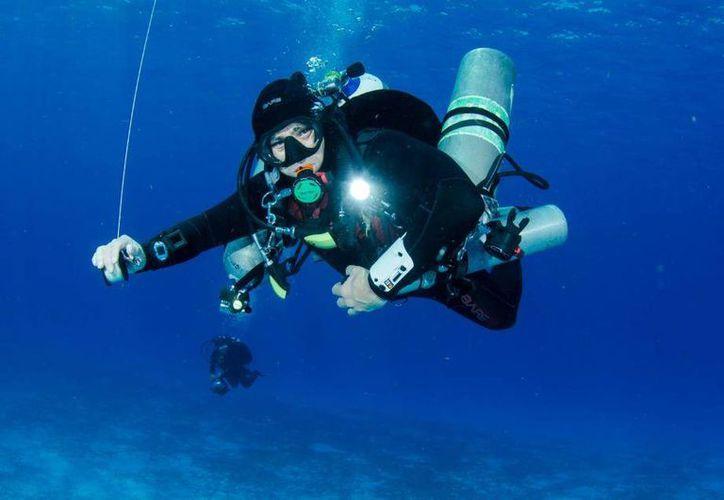 El tiempo estimado de inmersión es de entre 4 a 6 horas. (Cortesía/SIPSE)