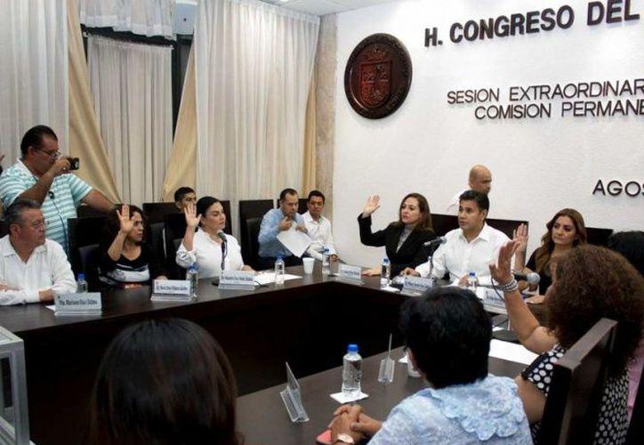 Willian Oswaldo Ochoa Gallegos, será el gobernador sustituto de Chiapas. (Excélsior)