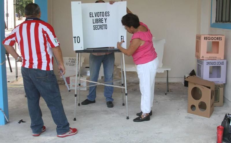 Hay que recordar que el próximo 1 de julio, Yucatán tendrá una elección histórica, el mismo día elegirá a seis candidatos a los cargos de elección municipal, estatal y federal. (SIPSE)