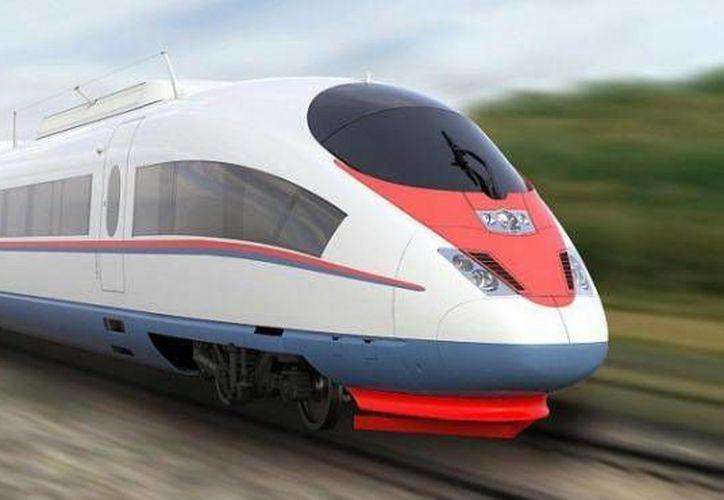El tren de alta velocidad México-Querétaro será el primero de su tipo en América Latina. (skyscrapercity.com)