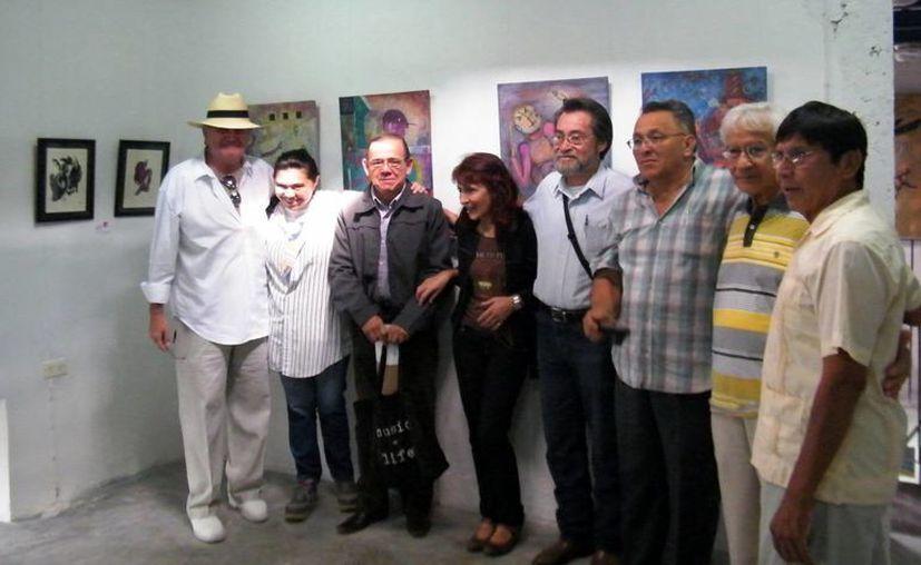 La Bodega logra reunir la formación y exposición de las artes visuales. (Milenio Novedades)