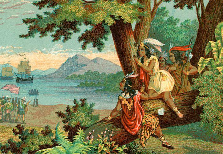 Tal vez los diez presagios que tuvieron los aztecas antes de la llegada de los españoles, y recogidos por Fray Bernardino de Sahagún, no hubiesen ido más allá de ser profecías no cumplidas. (RT)