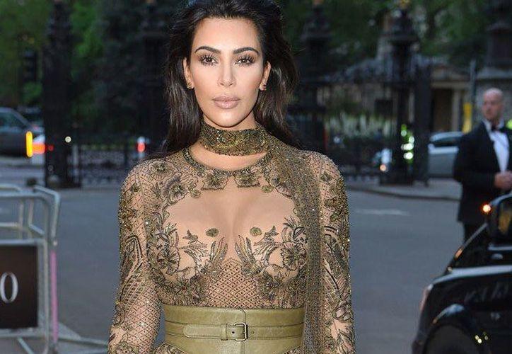 La aceptación de una imagen más sensual, también fue el objetivo de Kim. (Internet)