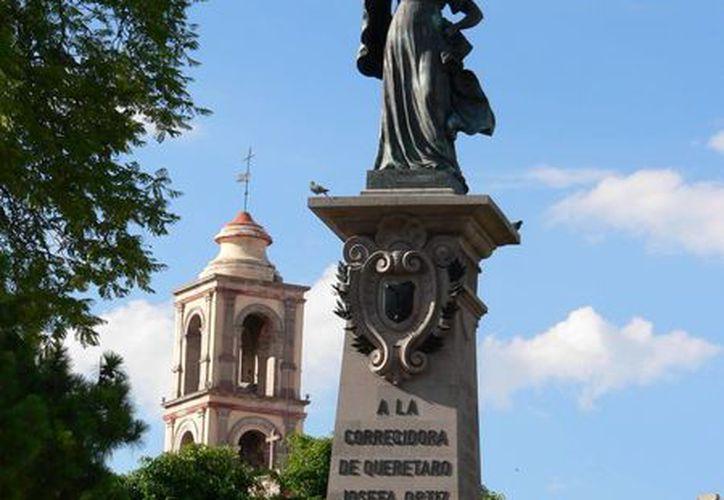 """Querétaro encabeza el """"Ranking de Felicidad"""". (wikipedia.org)"""