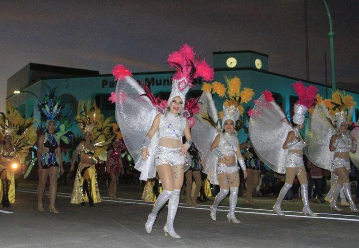 El Carnaval se llevará a cabo del 23 al 28 de febrero en la capital del Estado. (Foto: Eddy Bonilla)