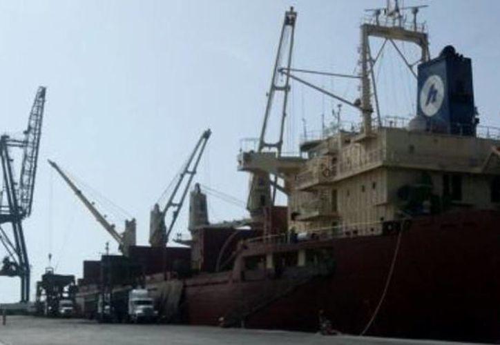 Durante el mes de julio se ha generado importante movimiento de carga en Yucatán. (Óscar Pérez/SIPSE)