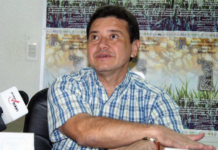 omás González Estrada indicó que se han trazado 55 mil rutas de pesca. (Milenio Novedades)