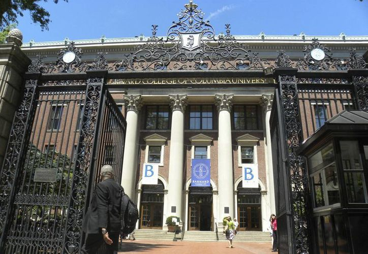 En la imagen la fachada de la Universidad de Columbia, en Nueva York, donde este lunes se entregarán, como cada año, los premios Pulitzer que reconocen los mejores trabajos periodísticos, literarios y musicales. (EFE/Archivo)