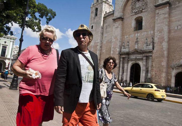 El turismo es una las actividades que generan más derrama económica en Yucatán. (Notimex)