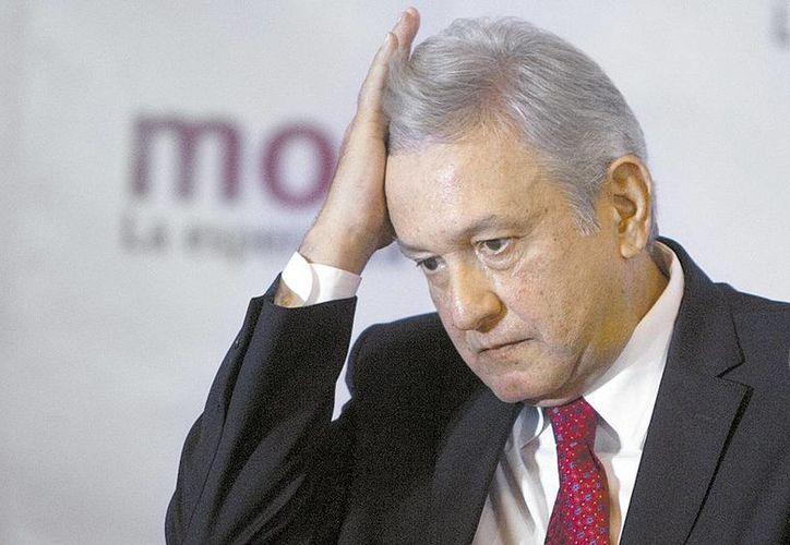 A partir de próximo mes Morena, el partido de Andrés Manuel López Obrador, tendrá su registro oficial. (Milenio)