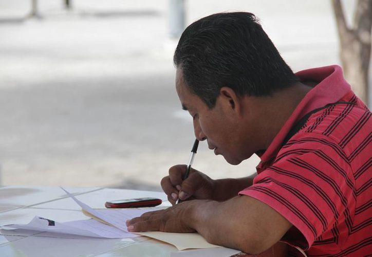 Las causas para retirarlo del cargo deberán ser por incumplimiento de compromisos contraídos en campaña. (Tomás Álvarez/SIPSE)