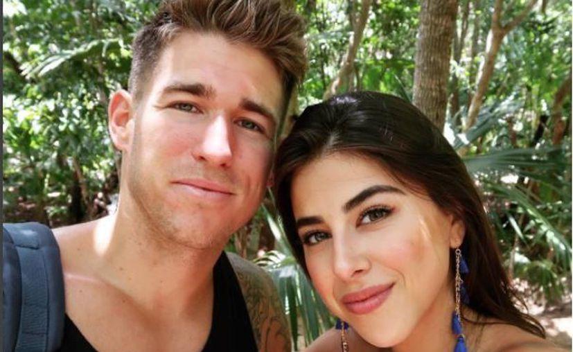 Daniella se encuentra en Tulum junto a su novio. (Foto: Instagram)