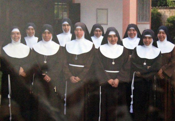 El personal de la Diócesis de Morón se contactó con las religiosas de Chetumal. (Luis Soto/SIPSE)