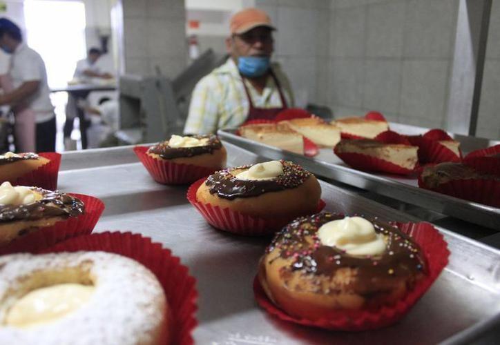 Por bajas temperaturas aumentan hasta en un 20% las ventas de las panaderías. (SIPSE)