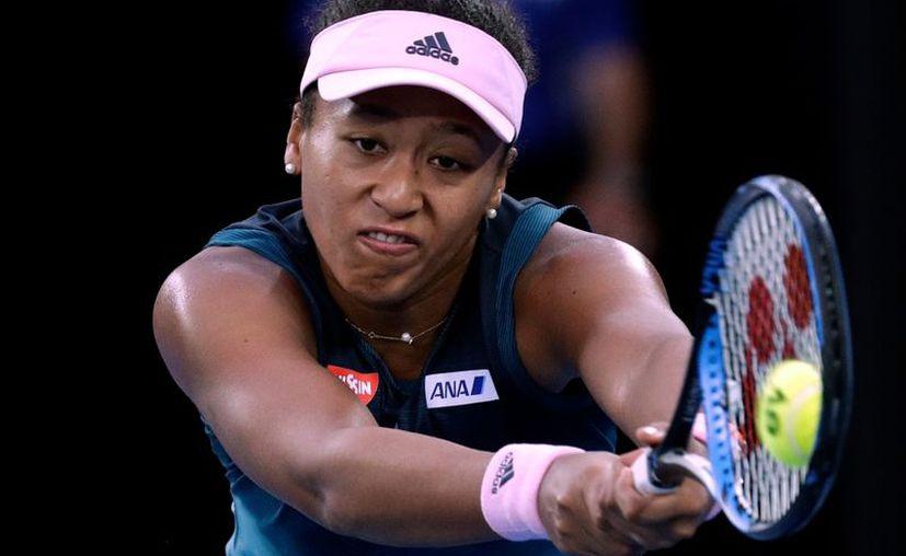 La tenista de 21 años se convirtió en la mujer 26 en liderar el ranking de la WTA. (Foto: Notimex)