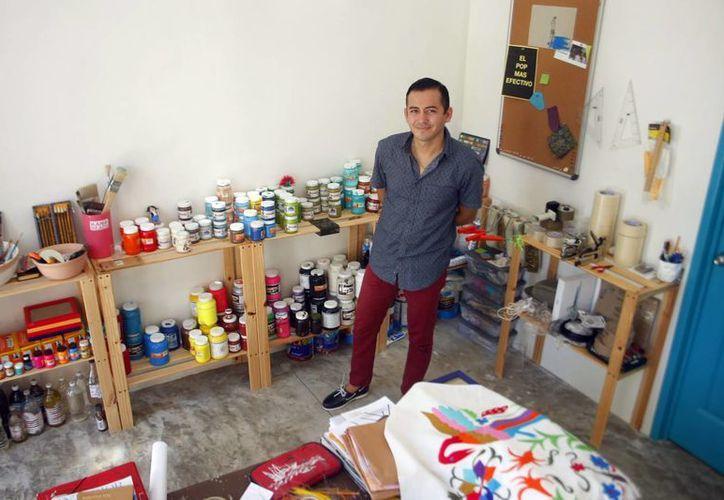 """En el """"Rising"""" se presentarán nuevas propuestas de ambientación con elementos tradicionales, entre ellas las del artista e interiorista Víctor Gómez Esquivel. (Milenio Novedades)"""