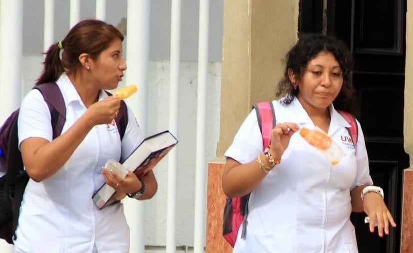 Cielos despejados prevalecerán estos días en Mérida. (José Acosta/SIPSE)