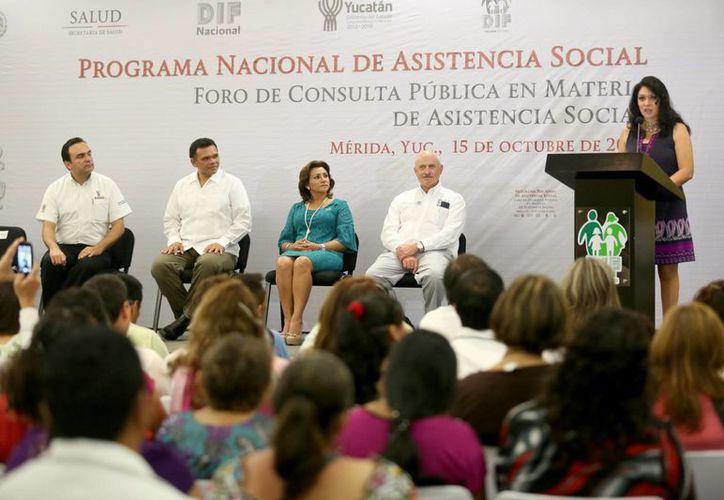 El evento en Mérida reunió a representantes de 10 estados. (SIPSE)