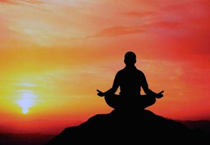 La meditación como forma de control de estrés e incluso problemas emocionales crece en Yucatán. La imagen es de contexto. (mexico.cnn.com)