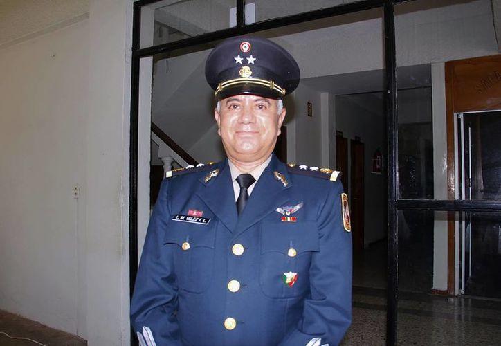 El 70% de los delitos que se cometen en Yucatán ocurren en Mérida: Vélez Fernández. (SIPSE)