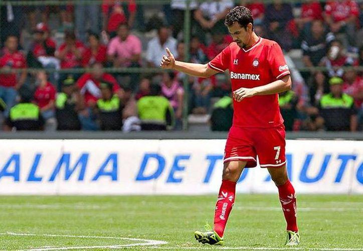 Pablo Velázquez se coronó como máximo monarca romperredes en su primer temporada en el futbol mexicano. (Facebook oficial)
