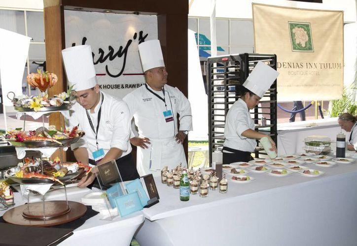 El evento que tendrá una duración de cuatro días, contará con 25 eventos culinarios. (Redacción/SIPSE)