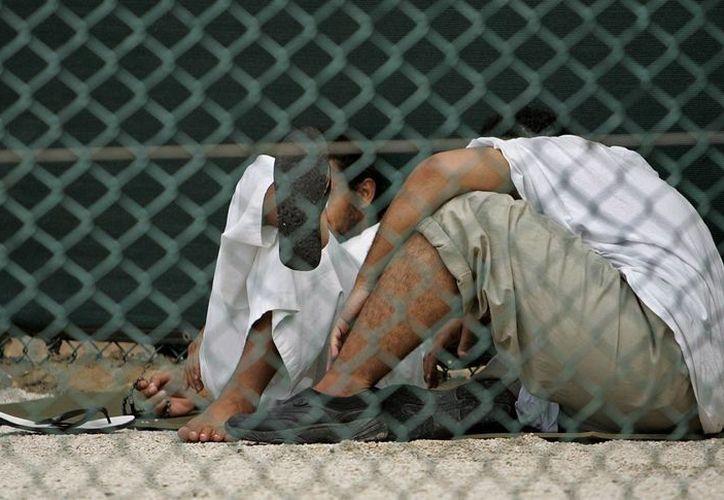 """La huelga se inició el pasado 6 de febrero en protesta por las """"duras condiciones disciplinarias"""" en las que viven los presos. (EFE)"""