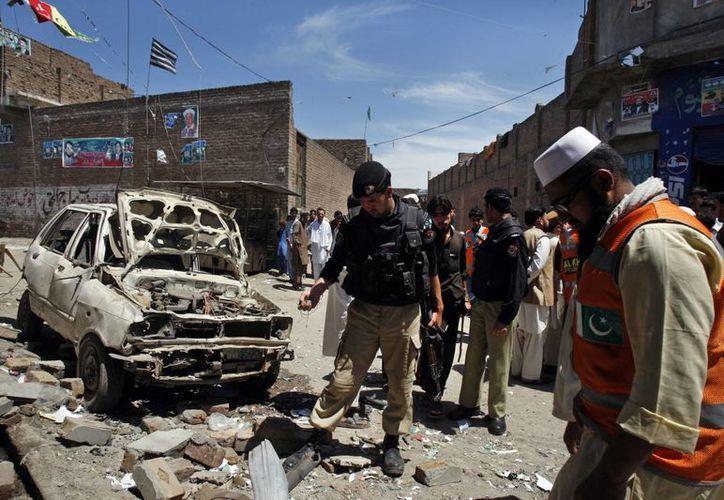 Los ataque se registraron en las norteñas ciudades de Kotah, Peshawar (foto) y Quetta. (Agencias)