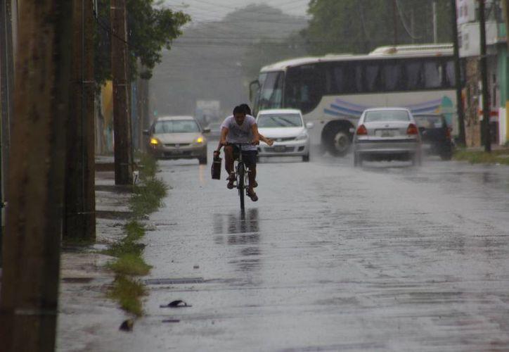 De la Península, Campeche es el estado que lluvia ha acumulado en junio con 203 mm. (Archivo/SIPSE)