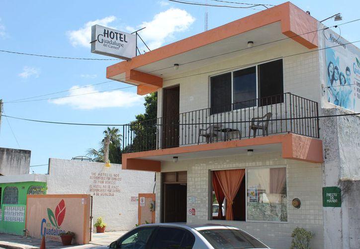Auguran buena ocupación hotelera en los últimos meses del año. (Foto: Ángel Castilla/SIPSE)