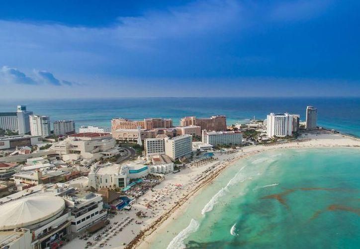 La belleza natural de Cancún, Holbox, Isla Mujeres y Puerto Morelos será captada por medios de comunicación. (Contexto/Internet)