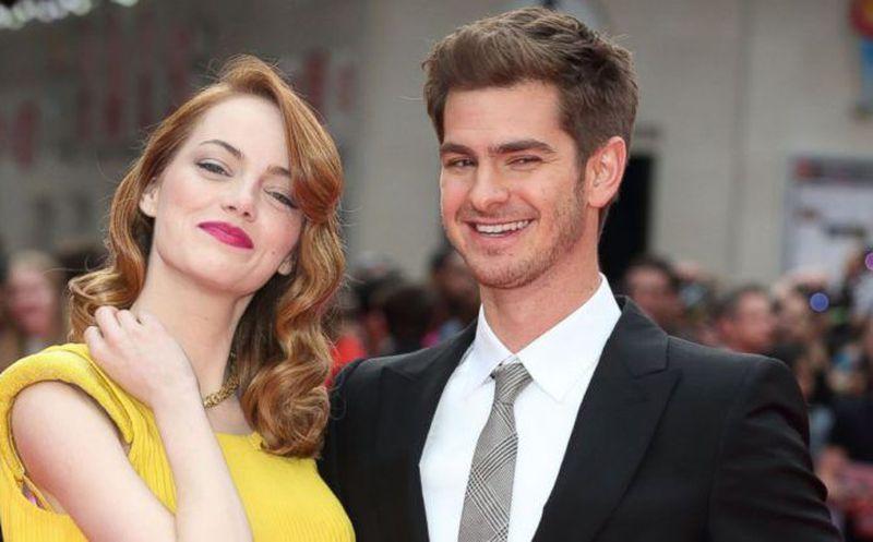 Emma Stone y Andrew Garfield podrían volver a ser novios