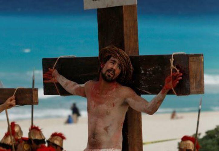 En todo el estado también habrá representaciones sobre la Pasión y Muerte de Jesús. (Redacción/SIPSE)